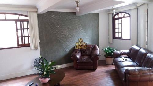 Imagem 1 de 9 de Lindo Sobrado Com Piscina Com 200 M2, Com 3 Dormitórios (suites) À Venda Por R$ 1.450.000 - Alto Do Ipiranga - São Paulo/sp - So0181