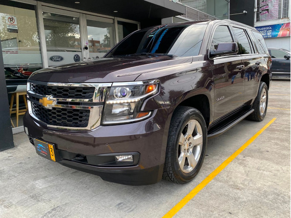 Chevrolet Tahoe 4x4 At