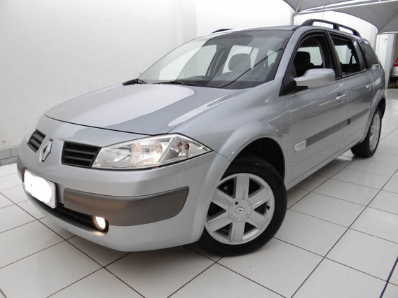 Renault Megane Grand Tour Dynamique 1.6 Flex 2008 Cod .1011