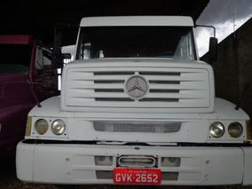 Mercedes-benz Mb L1620, Ano Fab/mod. 1997 3ºeixo .c.aberta