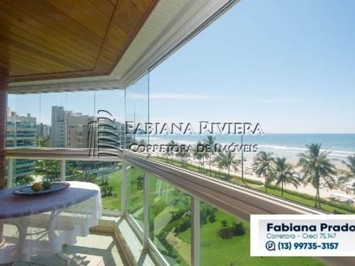 Apartamento Em Riviera, 202 M², 03 Suítes