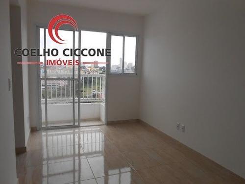 Imagem 1 de 11 de Apartamento Em Vila Principe De Gales - Santo Andre - V-2619