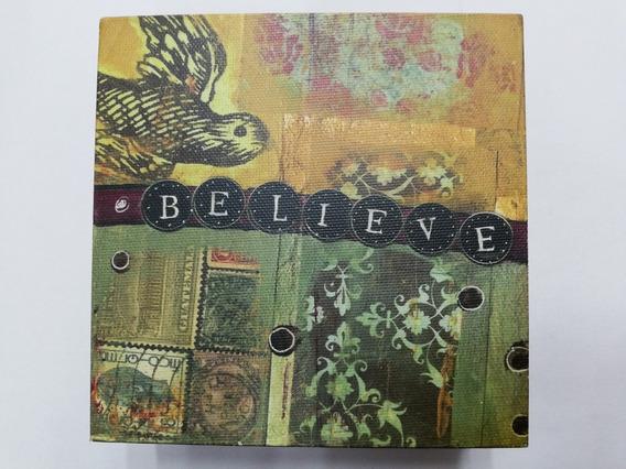 Alhajero Tipo Vintage Believe