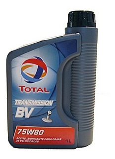 Aceite Total Caja De Cambios Manuales 75w80 X1l