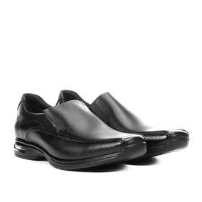 647a219541 Sapato Democrata Smart Comfort Air High Preto Masculino - Sapatos no ...
