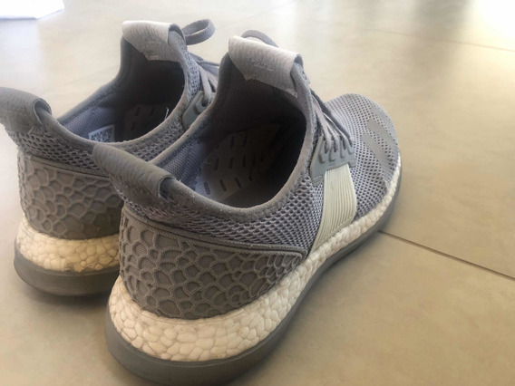 Tênis adidas Pureboost Cinza 42br / 10us