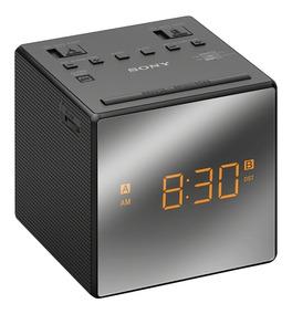 Rádio Relógio Sony Icf-c1 Digital Fm