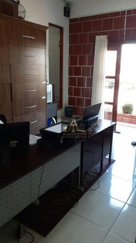 Excelente Sala Comercial Disponível Para Locação Em Barueri - Confira!!! - Sa0499