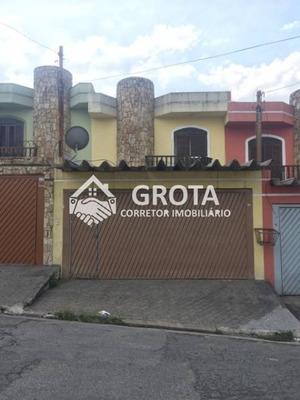 Ótimo Sobrado Frontal Na Vila Matilde - 194