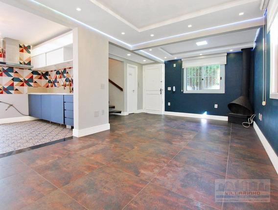 Casa Com 3 Dormitórios À Venda, 140 M² Por R$ 530.000 - Tristeza - Porto Alegre/rs - Ca0472
