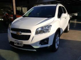 Chevrolet Tracker 1.8 Ltz+ Awd At 140cv 4wheelsautos