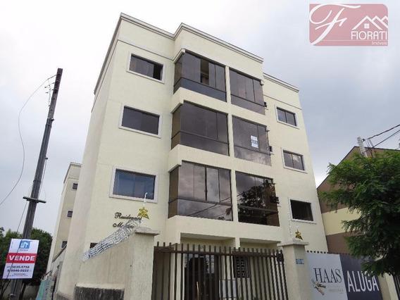 Apartamento 02 Dormitórios Para Locação, Carioca, São José Dos Pinhais - Ap0714. - Ap0714
