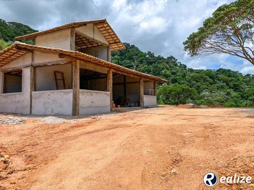 Imagem 1 de 10 de Casa Com 02 Quartos 01 Suíte A Venda || Ótima Localização || Bairro Buenos Aires || Guarapari-es || Realize Negócios Imobiliários - Ch00012 - 34743198