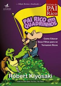 Pai Rico Em Quadrinhos - Alta Books