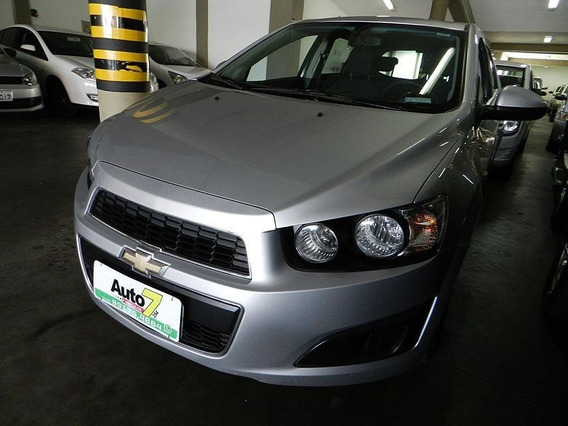 Chevrolet Sonic 1.6 Lt 16v