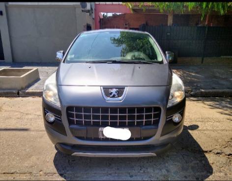 Peugeot 3008 1.6 Premium Thp 156cv 2012