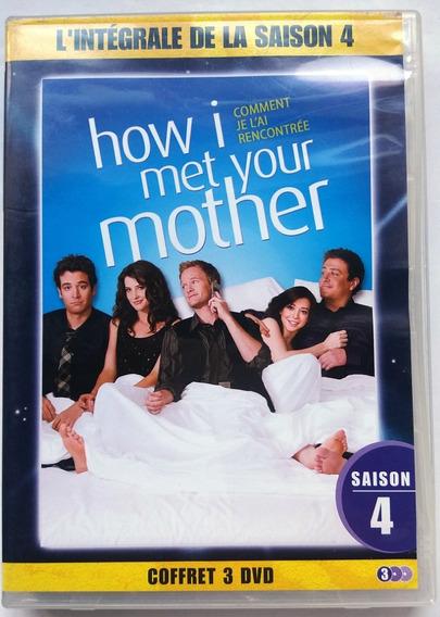 How I Met Your Mother - Season 4 (3 Dvds)