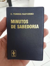 Livro Minutos De Sabedoria - Editora Vozes