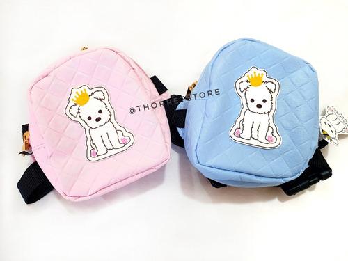 Imagem 1 de 2 de Bolsa Pet Mochila Para Cão E Gato