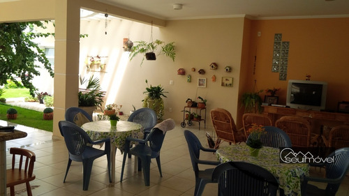 Casa Com 4 Dormitórios À Venda, 480 M² Por R$ 3.200.000,00 - Condomínio Jardim Plaza Atheneé - Itu/sp - Ca1074