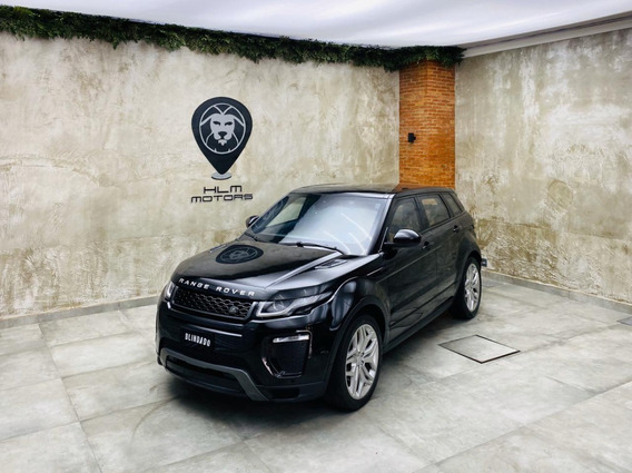 Lr/evoque 2.0 Hse Dynamic 5p 2015/2016 Blind. Nv 3a 49mkms