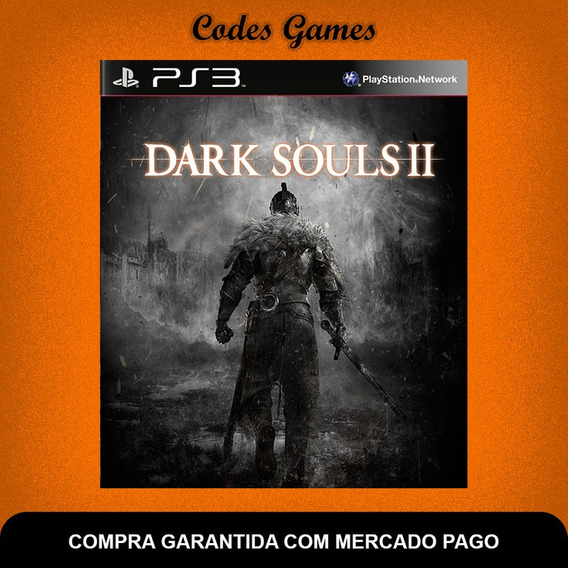 Dark Souls Ii 2 - Ps3 - Pronta Entrega