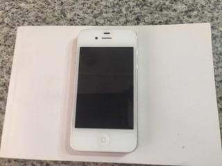 Par iPhone 4g 16 Gb Blancos Se Venden Solo El Par Liberados