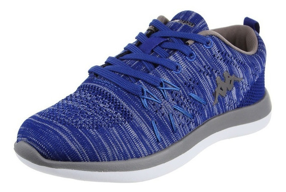 Zapatillas Kappa Focus Blue Royal/grey Md