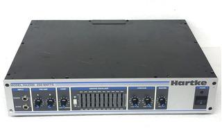 Cabeçote Amplificador Hartke Ha2500 250w Para Contra Baixo