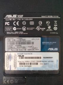 Notebook Semi Completo Asus K52f
