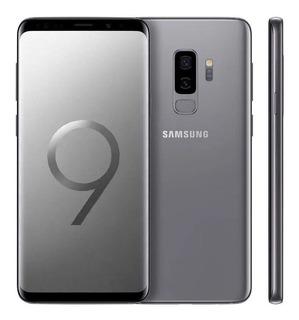 Samsung Galaxy S9+ Dual Sim 128 Gb Cinza-titânio 6 Gb Ram Ok