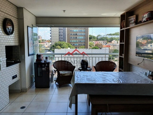 Apartamento A Venda No Condomínio Vittá Clube - Jardim Ana Maria Em Jundiaí Sp. - Ap00068 - 34444121