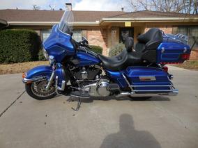 2009 Harley-davidson Flhtcu Touring