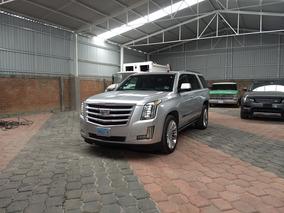 Cadillac Escalade 6.2 Plinum 4x4 At 2015