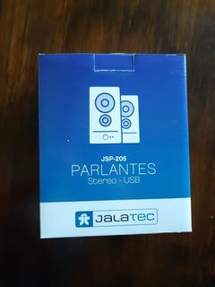 Parlantes Jalatec Jsp-205