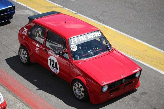 Volkswagen Golf Mk1 Track Day/gt Cas