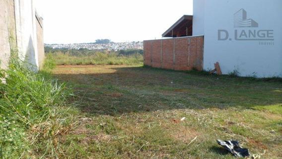 Terreno Residencial À Venda, Residencial Terras Do Barão, Campinas. - Te3169