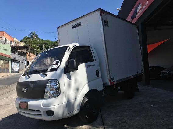 Kia Bongo 2.5 Luxo 4x2 Rd Turbo C/ Carroceria 2p 2012