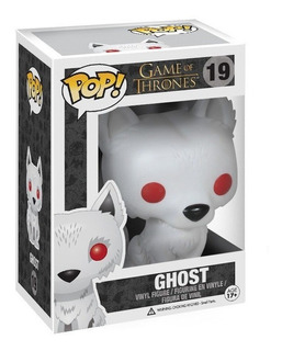 Funko Pop! Game Of Thrones Ghost #19 Juguetería El Pehuen