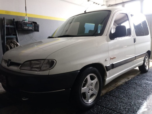 Peugeot Partner Patagónica 1.9 D Dh Aa Ab