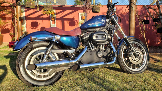 Motocicleta Harley-davidson Sportster Xl 883r 2009-baixa Km