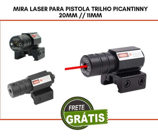 Mira Laser Trilho Picantinny