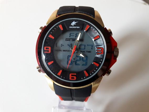 Relógio Masculino Digital Esportivo A Prova D´água