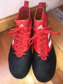 Pigmento calibre Desobediencia  Botines Adidas Ace 17.3 Rojos Adultos Capital Federal - Fútbol en Mercado  Libre Argentina