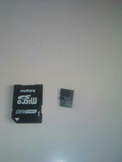 Cartao De Memoria Micro Sd 4 Gb