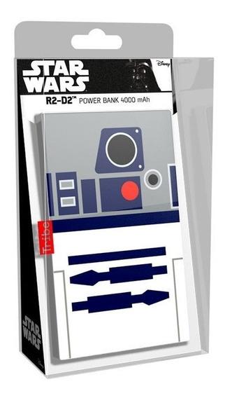Cargador Bateria Portatil Star Wars R2 D2 4000mah Sw Tribe