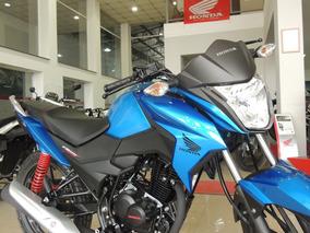 Honda Cb 125 F Twister 0km Cuotas Ahora 12 Crédito Dni 100%