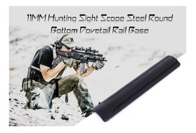 Riel 11 Metalico Rifle Escopeta Gotcha Airsoft Envio Gratis
