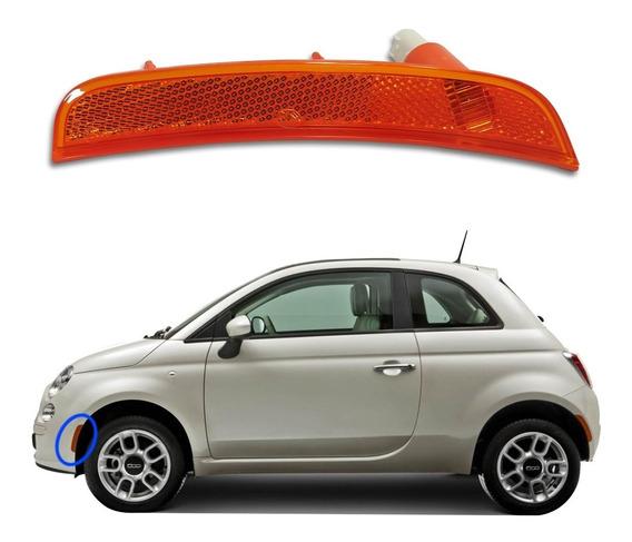 Lanterna Refletora Do Parachoque Fiat 500 Dianteira Esquerda