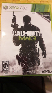 Vendo Call Of Duty Modern Warfare 3 Para Xbox 360!!